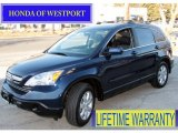 2009 Royal Blue Pearl Honda CR-V EX-L 4WD #60804927
