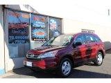 2011 Tango Red Pearl Honda CR-V LX 4WD #60805435