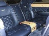 Bentley Brooklands Interiors