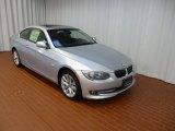 2012 Titanium Silver Metallic BMW 3 Series 328i xDrive Coupe #60804906