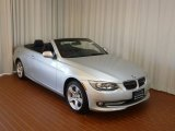 2012 Titanium Silver Metallic BMW 3 Series 335i Convertible #60804900
