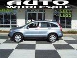 2008 Glacier Blue Metallic Honda CR-V EX-L 4WD #60805159