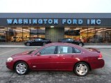 2006 Sport Red Metallic Chevrolet Impala SS #60805124