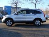 2010 Alabaster Silver Metallic Honda CR-V EX AWD #60805405