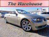 2009 Platinum Bronze Metallic BMW 3 Series 335i Convertible #60804838