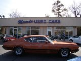1971 Oldsmobile 442 W30 Holiday Hardtop Coupe