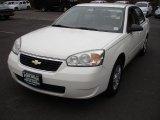 2007 White Chevrolet Malibu LS Sedan #60804832
