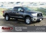 2012 Magnetic Gray Metallic Toyota Tundra Double Cab 4x4 #60804806