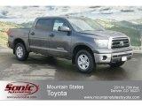 2012 Magnetic Gray Metallic Toyota Tundra CrewMax 4x4 #60804805