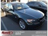 2008 Deep Green Metallic BMW 3 Series 328i Sedan #60805062