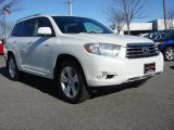 2010 Blizzard White Pearl Toyota Highlander Limited 4WD #60839191