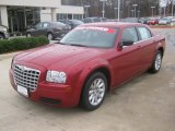 2008 Inferno Red Crystal Pearl Chrysler 300 LX #60839528