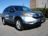 2011 Glacier Blue Metallic Honda CR-V EX #60839174