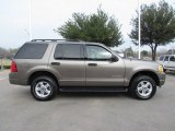 Pueblo Gold Metallic Ford Explorer in 2004