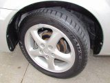 Mazda Protege 2001 Wheels and Tires