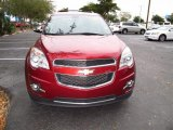 2010 Cardinal Red Metallic Chevrolet Equinox LTZ #60839163