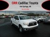 2012 Super White Toyota Tundra TRD CrewMax 4x4 #60839492