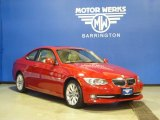 2011 Crimson Red BMW 3 Series 335i xDrive Coupe #60839141
