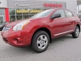 2012 Cayenne Red Nissan Rogue S #60839475