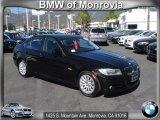 2010 Jet Black BMW 3 Series 328i Sedan #60839445