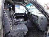 2002 Chevrolet Silverado 3500 LT Crew Cab 4x4 Dually Graphite Interior