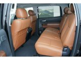 2012 Toyota Tundra Platinum CrewMax 4x4 Rear Seat
