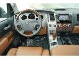 2012 Toyota Tundra Platinum CrewMax 4x4 Dashboard