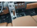 2012 Toyota Tundra Platinum CrewMax 4x4 Controls