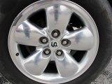 2003 Dodge Ram 1500 SLT Quad Cab Wheel