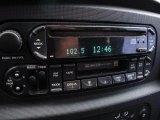 2003 Dodge Ram 1500 SLT Quad Cab Audio System