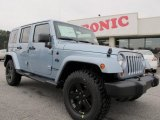 2012 Jeep Wrangler Unlimited Sahara Arctic Edition 4x4