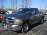 2011 Mineral Gray Metallic Dodge Ram 1500 SLT Quad Cab 4x4 #60839757