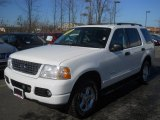 2004 Oxford White Ford Explorer XLT 4x4 #60839754