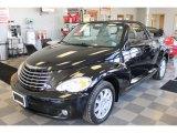 2007 Black Chrysler PT Cruiser Convertible #60805338