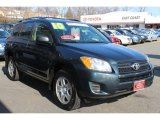 2010 Black Forest Pearl Toyota RAV4 I4 4WD #60839364