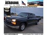 2004 Dark Gray Metallic Chevrolet Silverado 1500 LS Extended Cab #60839357