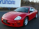 2003 Saronno Red Mitsubishi Eclipse RS Coupe #60839727