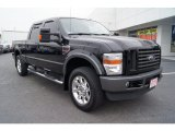 2008 Ford F250 Super Duty FX4 Crew Cab 4x4 Data, Info and Specs