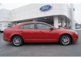 2010 Sangria Red Metallic Ford Fusion S #60839332
