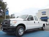 2012 Oxford White Ford F250 Super Duty XL Crew Cab #60839315