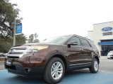 2012 Cinnamon Metallic Ford Explorer XLT #60839309