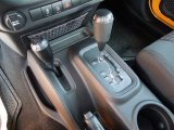 2012 Jeep Wrangler Sport 4x4 5 Speed Automatic Transmission