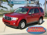 2009 Redfire Pearl Ford Escape XLT V6 #60805277