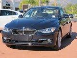 2012 Imperial Blue Metallic BMW 3 Series 328i Sedan #60839264