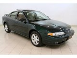2002 Polo Green Oldsmobile Alero GL Sedan #60805245