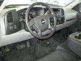 2010 Chevrolet Silverado 1500 LS Extended Cab 4x4 Dashboard