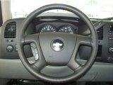 2010 Chevrolet Silverado 1500 LS Extended Cab 4x4 Steering Wheel