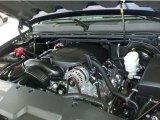 2010 Chevrolet Silverado 1500 LS Extended Cab 4x4 6.0 Liter Flex-Fuel OHV 16-Valve VVT Vortec V8 Gasoline/Electric Hybrid Engine