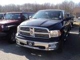 2012 True Blue Pearl Dodge Ram 1500 Big Horn Crew Cab 4x4 #60839611