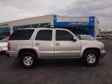 2004 Sandalwood Metallic Chevrolet Tahoe LT 4x4 #60839233